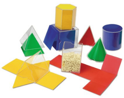 Learning Resources Folding Geometric Shapes $20.45 Down From $40!