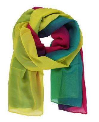 Gradient Color Chiffon Scarf $3.59 + FREE Shipping! (7 Colors)