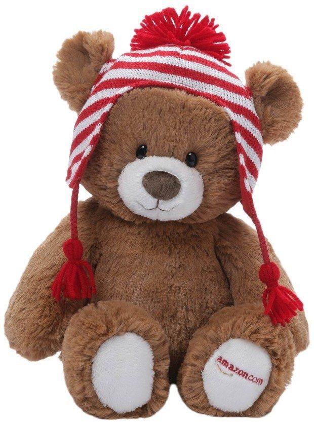 Gund 2015 Annual Amazon Teddy Bear Plush Was $25 Now Just $18.47!