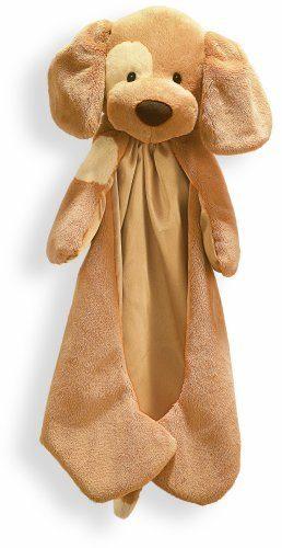 Gund Spunky Dog Huggybuddy Baby Blanket Just $16.53! (Reg. $25)
