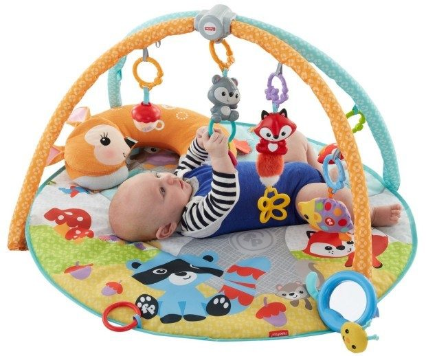 Fisher-Price Moonlight Meadow Deluxe Play Gym Only $44.06 (Reg $70!)