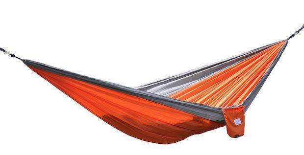 Portable Nylon Travel Camping Hammock Only $15.99! (Reg. $60)