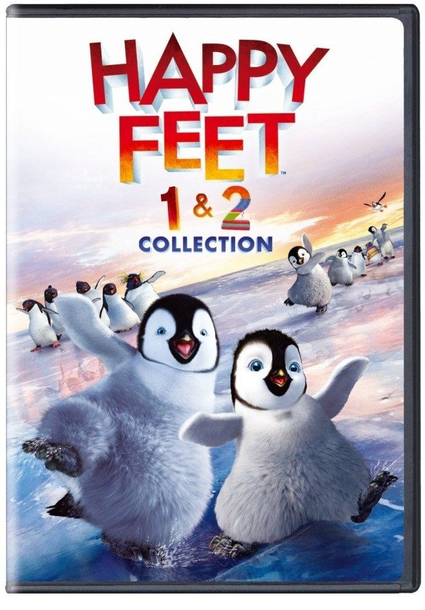 Happy Feet 1 & 2 Collection Just $5.99! (Reg. $13)