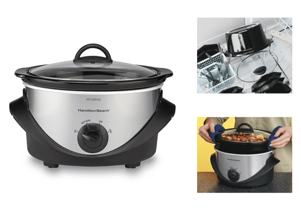 Hamilton Beach 4-Quart Slow Cooker Just $9.99! (Reg. $32!)