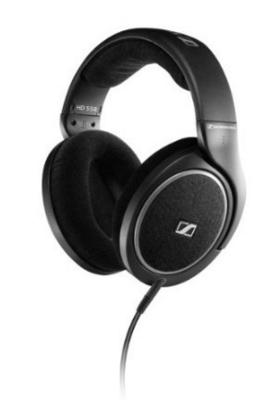 Sennheiser HD 558 Headphones Just $80 Down From $180!