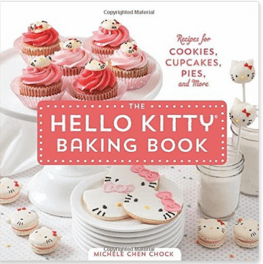 The Hello Kitty Baking Book: Recipes For Cookies, Cupcakes, & More Just $10.05 Down From $15!