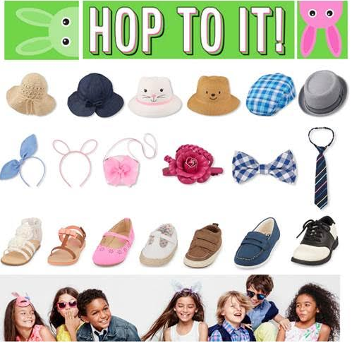 The Children's Place:  Accessories & Clothes For Every Occasion!