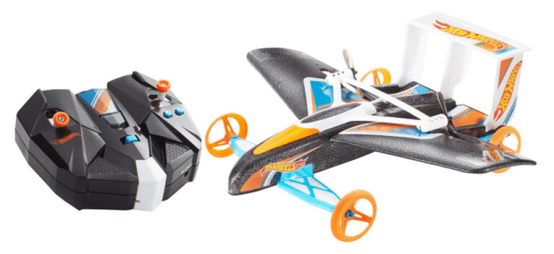 Hot Wheels Street Hawk Remote Control Flying Car Just $30 Down From $60!