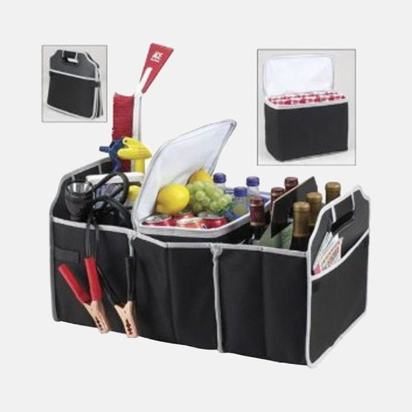 2-in-1 Trunk Organizer and Cooler Bag Only $11.99! Down From $57.00!