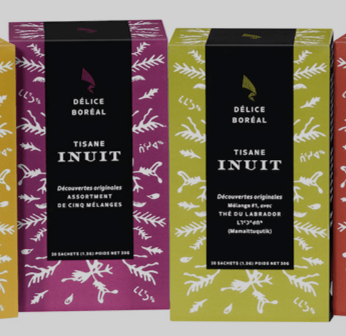 FREE Northern Delights Inuit Herbal Tea Sample!