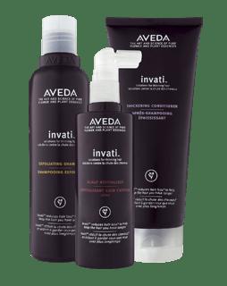 FREE Aveda Invati 3 Step Sample Pack!