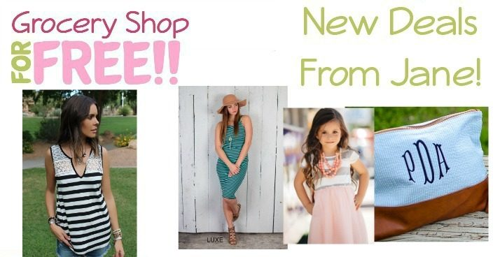 More New Deals From Jane!