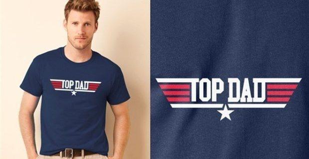 Top Dad Flight Shirt Only $12.99!