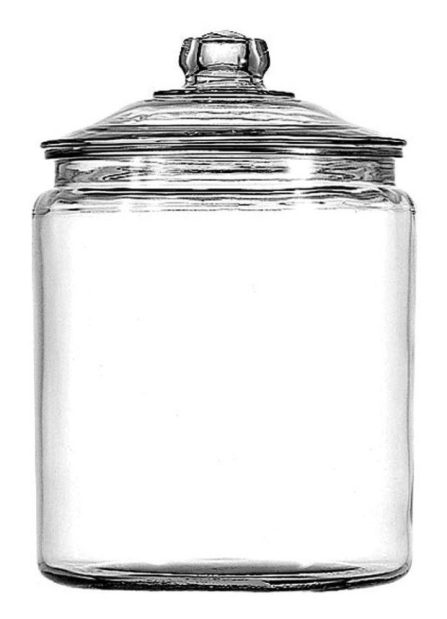 Anchor Hocking 1/2 Gallon Glass Storage Jar Only $12.01 + FREE Shipping!
