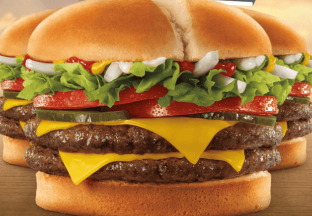 FREE Burger From Jack In The Box!
