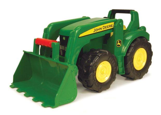 """Prime Exclusive! John Deere 21"""" Big Scoop Tractor Was $48 Only $29.82!!"""