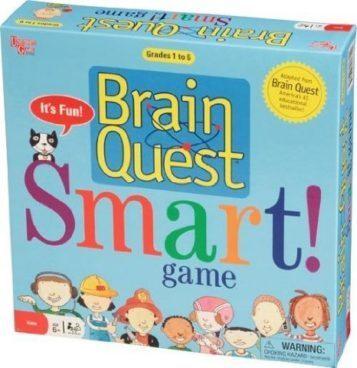 Brain Quest Smart Game Only $15.89! (Reg. $25)