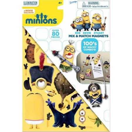 Minion Mix and Match Magnets Just $3.88 Down From $7.93 At Walmart!