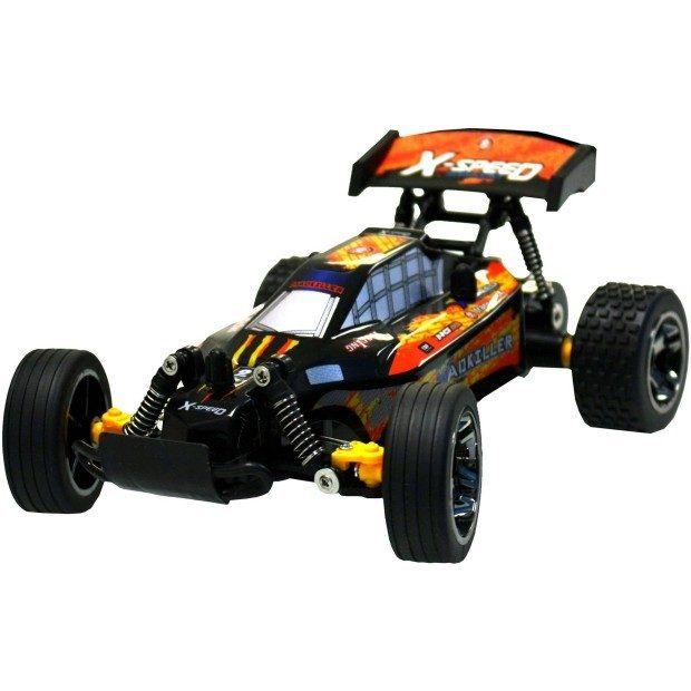 Aww Industries 1:22 Scale Speedster Rally Car Just $14.99 Down From $49.99 At Walmart!