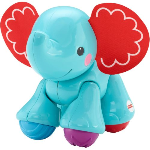 Fisher-Price Click Clack Elephant Just $4.50! Down From $9.99!