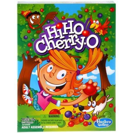 HiHo! Cherry-O Game Just $4.87 Down From $8.96 At Walmart!