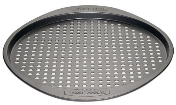 Farberware Nonstick Bakeware 13-Inch Round Pizza Crisper Just $5.49!