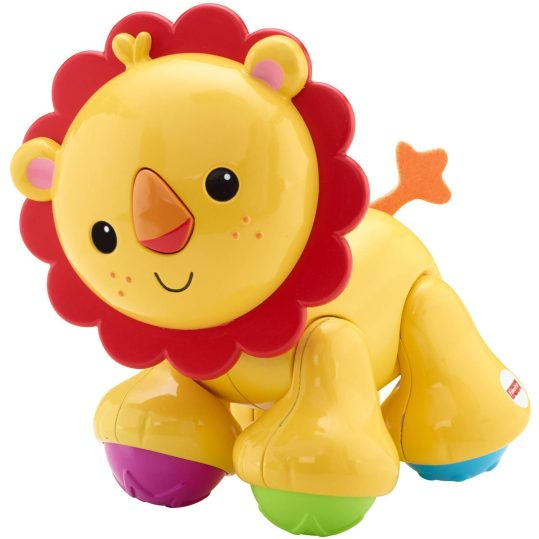 Fisher-Price Click Clack Lion Just $4.47! Down From $8.95!