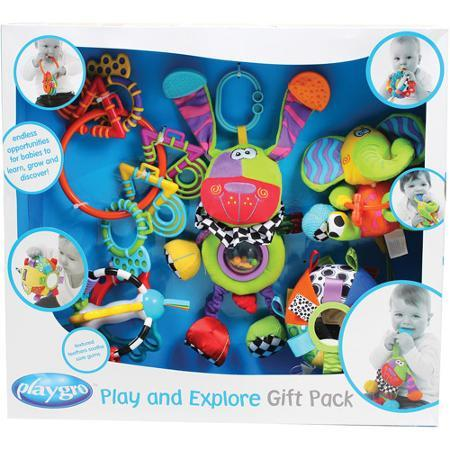 Playgro Play and Explore Gift Pack Just $19.88 Down From $38.90 At Walmart!