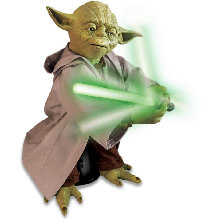 Star Wars Legendary Jedi Master Yoda Just $49.00! Down From $179.97!