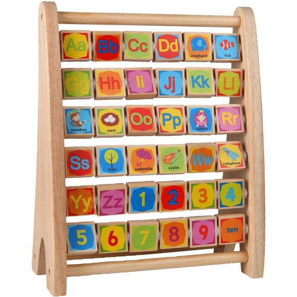 Spark. Create. Imagine. Wooden Flip Abacus Just $7.52! Down From $19.93!