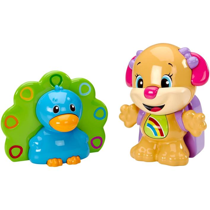 Fisher-Price Laugh and Learn Talk 'n Teach Sis and Peacock Just $4.97 Down From $15.00 At Walmart!