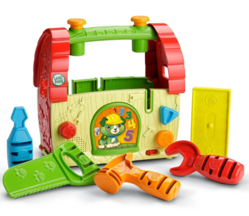 LeapFrog Scout's Build And Discover Tool Set Just $11.24 Down From $20!