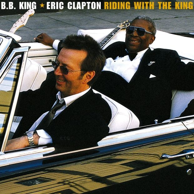 Riding With The King (B.B. King & Eric Clapton) CD Only $6.99!