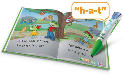 LeapFrog LeapReader Reading & Writing System Just $16.79 Down From $35!