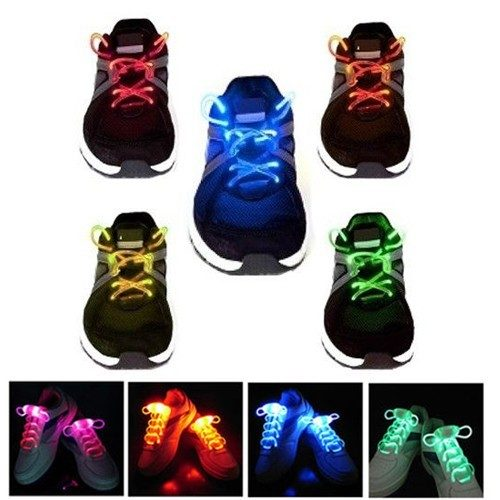 LED Waterproof Shoelaces Just $2.99 Ships FREE!