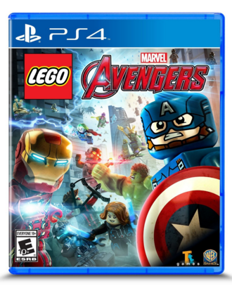 LEGO Marvel's Avengers - PlayStation 4 Just $32.30 Down From $60!