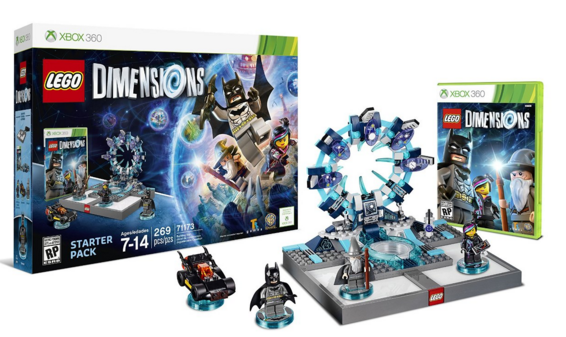LEGO Dimensions Starter Pack - Xbox 360 Just $37 Down From $100!
