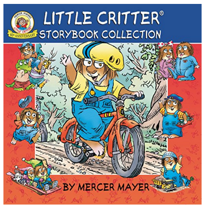 Little Critter Storybook Collection Hardcover Just $6.77 Down From $12!