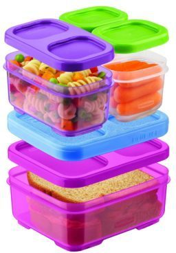 Rubbermaid LunchBlox Kids Tall Lunch Bag Kit Now Only $7.92!