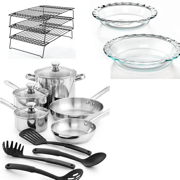 Great Kitchen Deal At Macy's!  Final Cost $32.97! Ships FREE!