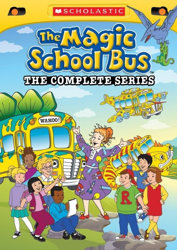 The Magic School Bus: The Complete Series Just $39.98 Down From $80!