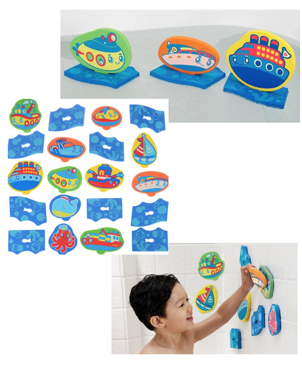 Munchkin Foam Playset, Marine Adventure Only $4.87! (Reg. $10)!