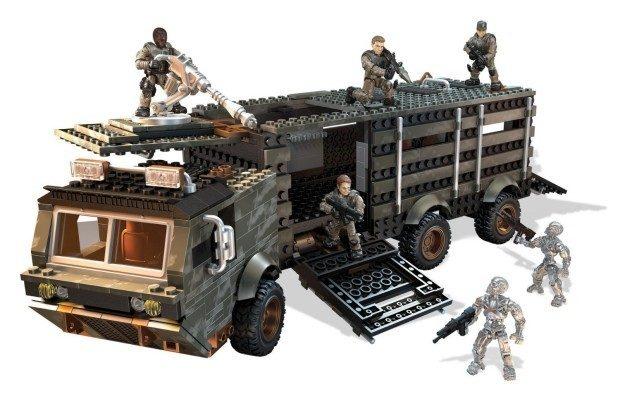 Mega Bloks Terminator: Genisys Prisoner Transport Attack Only $26.06! (reg. $70!)