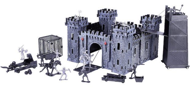 Toy Major Medieval Castle Playset Just $8.89!