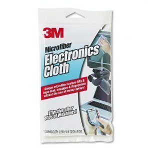 Free 3M Microfiber Electronics Cleaning Cloth