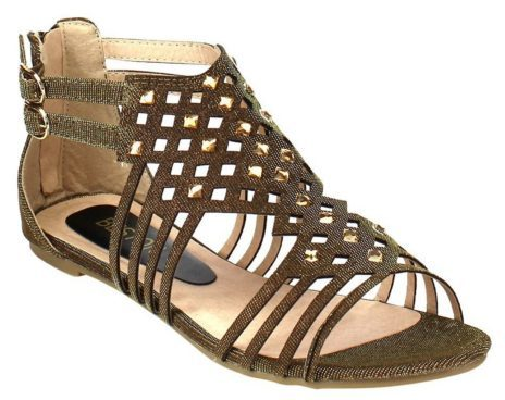 Double Buckles Gladiator Sandals Only $15.99! (Reg. $41) Ships FREE!