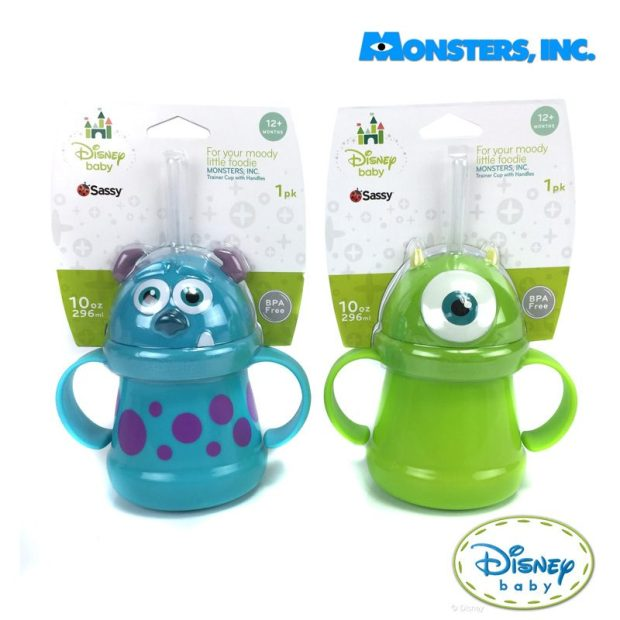 Sully AND Mike Wazowski Sippy Cups Only $10.99 Plus FREE Shipping!