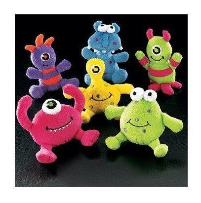 Fun Express Monsters Plush (1 Dozen) Only $13.99! Orig. $20!