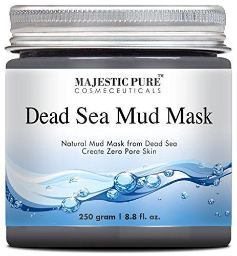 Majestic Pure Dead Sea Mud Mask Just $14.45! (Reg. $50)