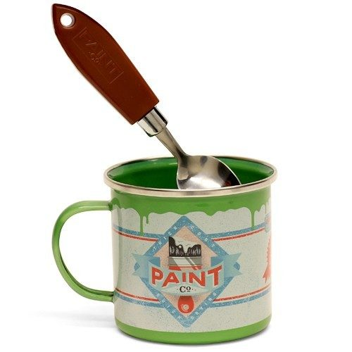 Paint Pot Mug & Brush Spoon Just $3.99 Down From $19.99! Ships FREE!